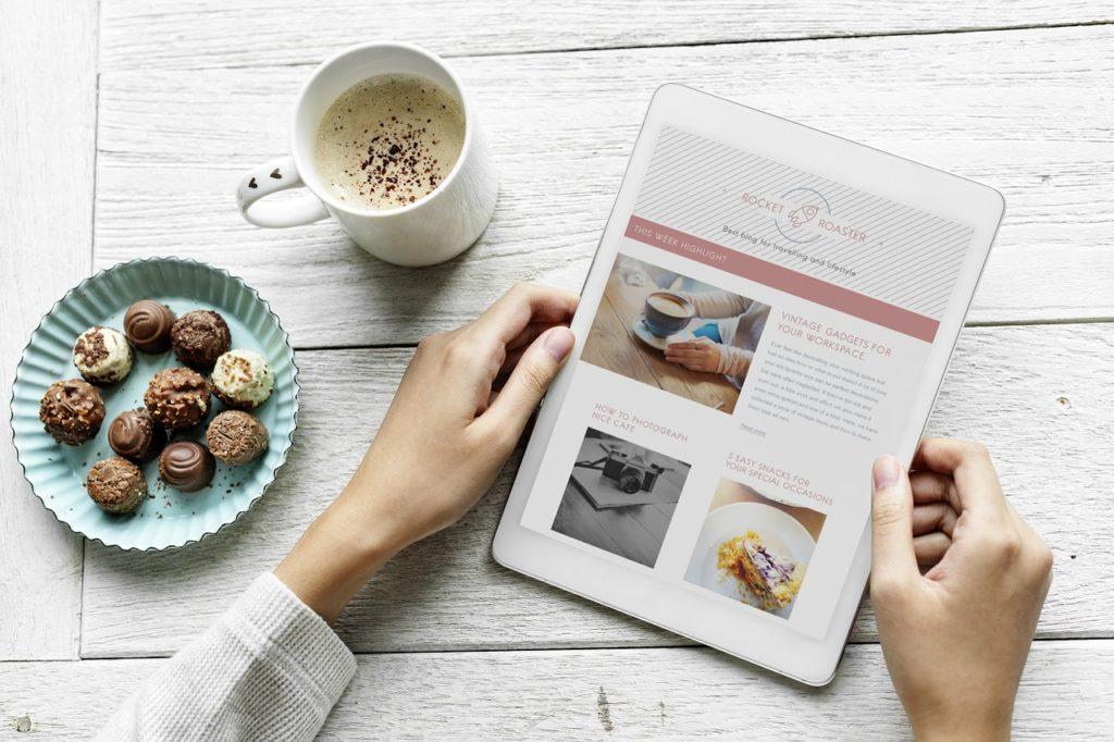 Graphic Design Content Marketing Service